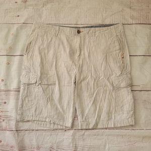 Tommy Bahama Striped Shorts Size 38